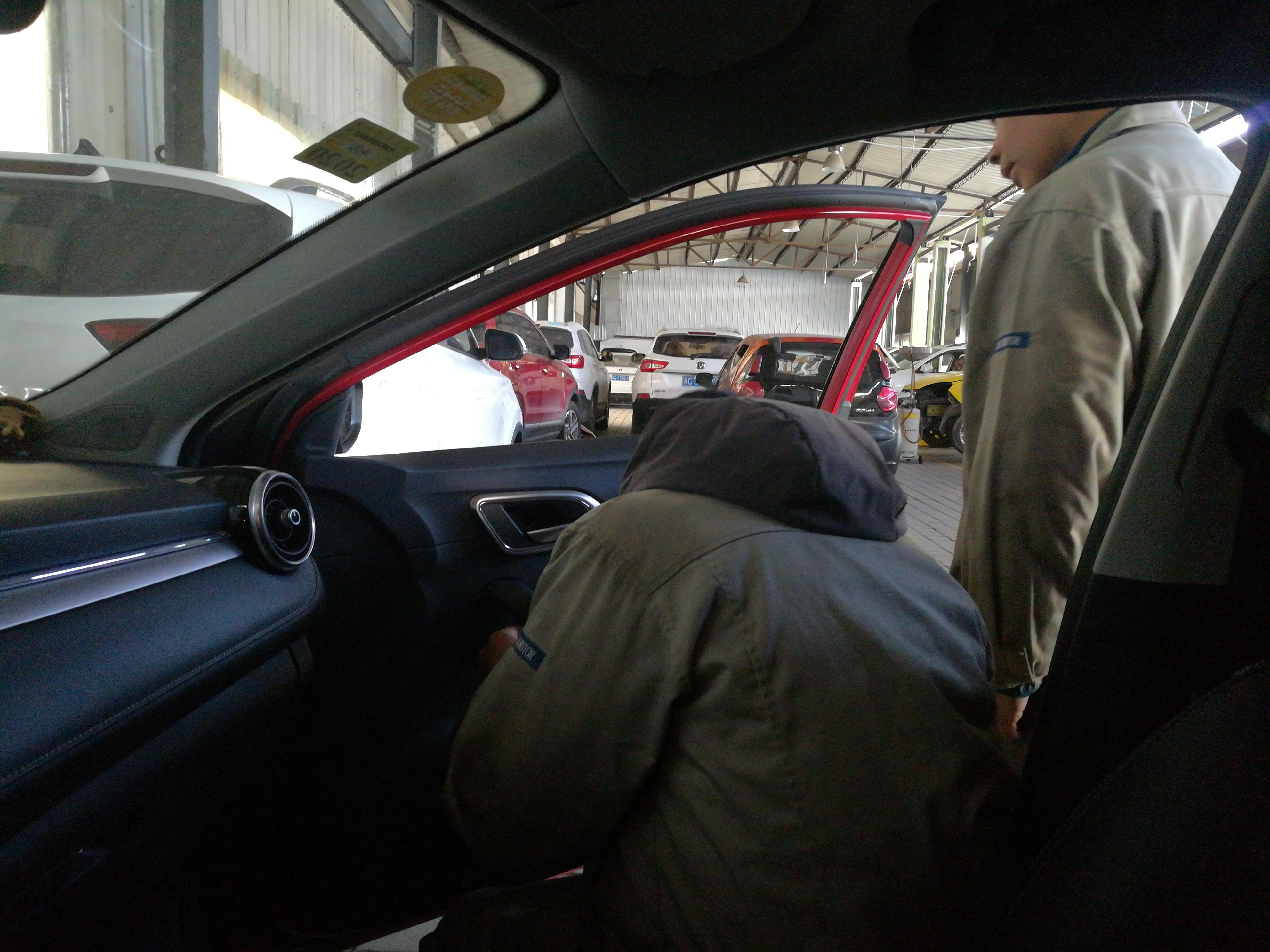 上海汽车-名爵6 车质量不行,售后更差名爵以后你想怎么走