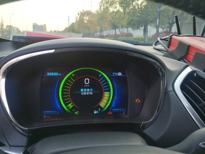 上汽通用-Velite 在正常行駛過程中發生自動熄火停車