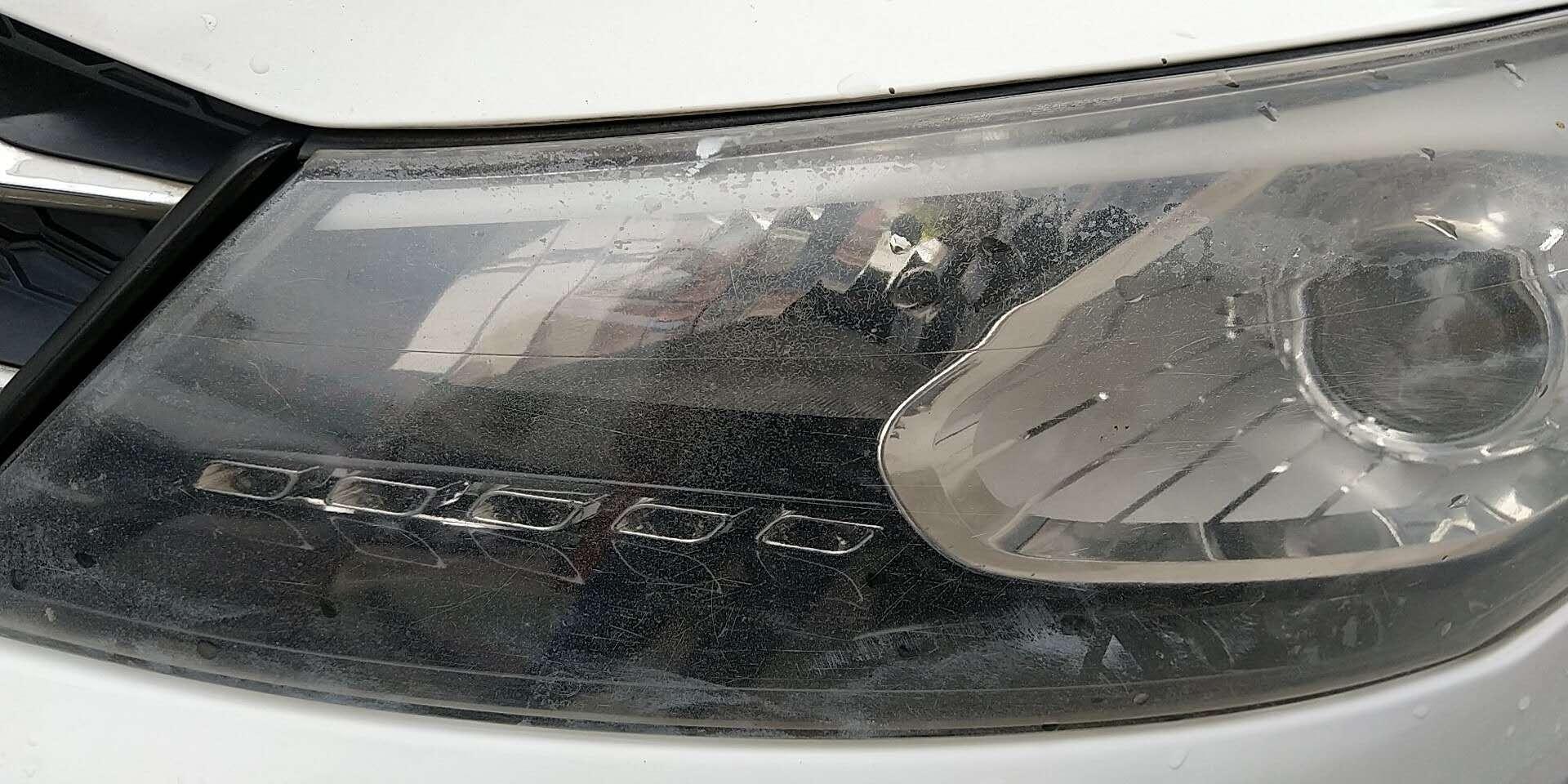 众泰-众泰Z500 发念头漏油,年夜灯风化严重,4S店拒不处置赏罚赏罚