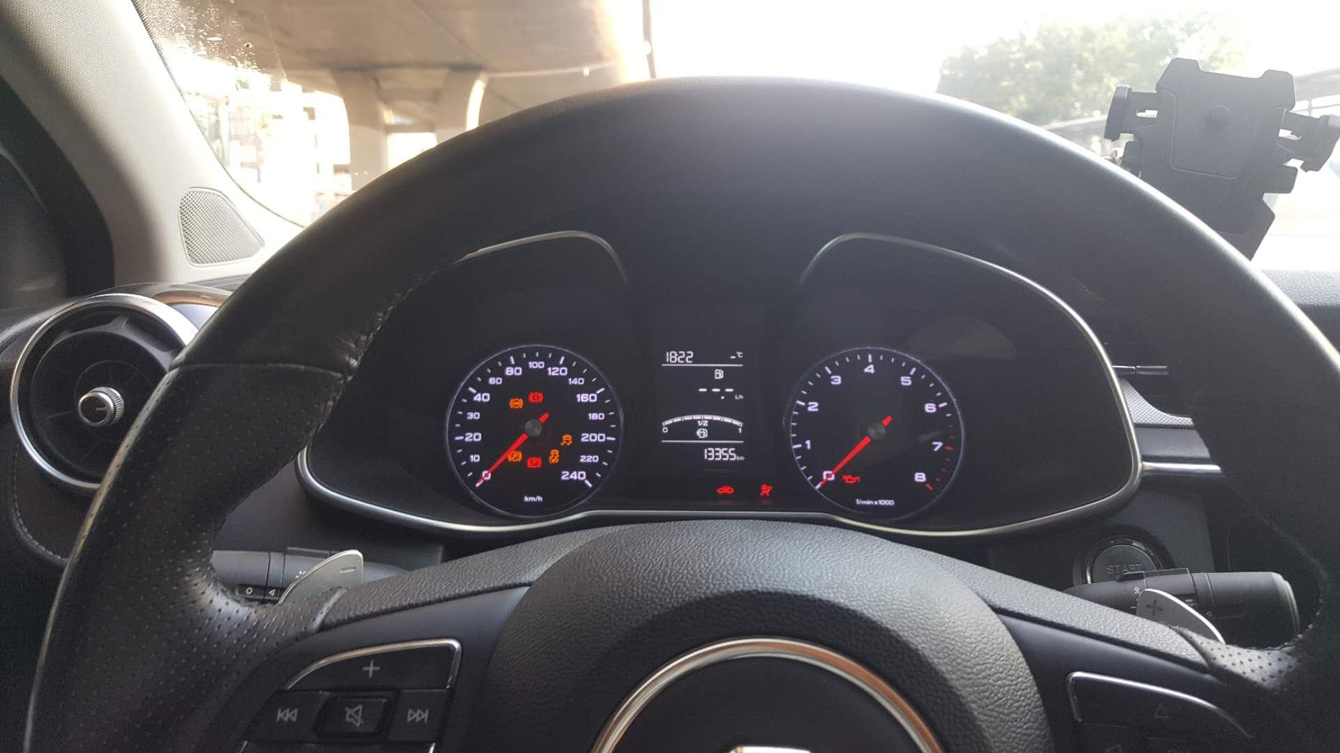上海汽车-名爵6 1月份购买的名爵6汽车  存在重大安全隐患