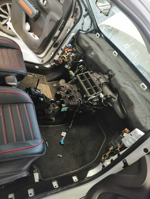 雪鐵龍-云逸 C4 AIRCROSS 新車5天空調壓縮機拉缸換制冷系統