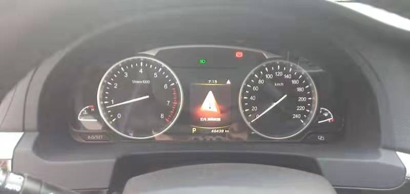 吉利汽车-博瑞 转向机故障,无助力