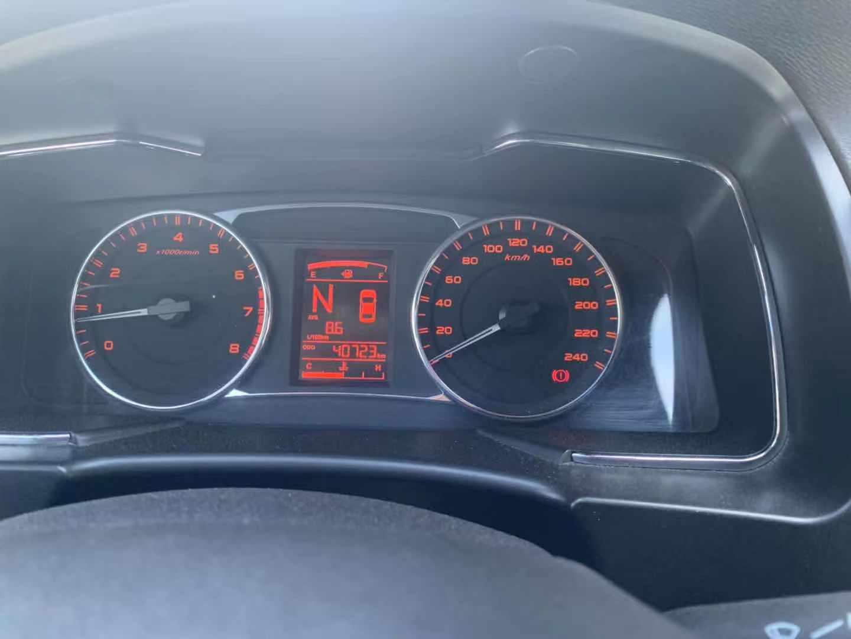吉利汽车-远景 变速箱4万公里报废