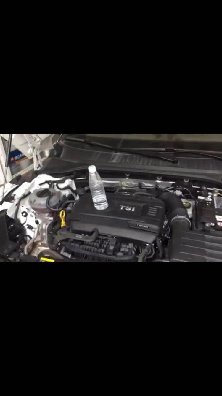 大众-一汽-大众CC 新车三千公里换了发动机,又开了三千公里发动机又开始抖动