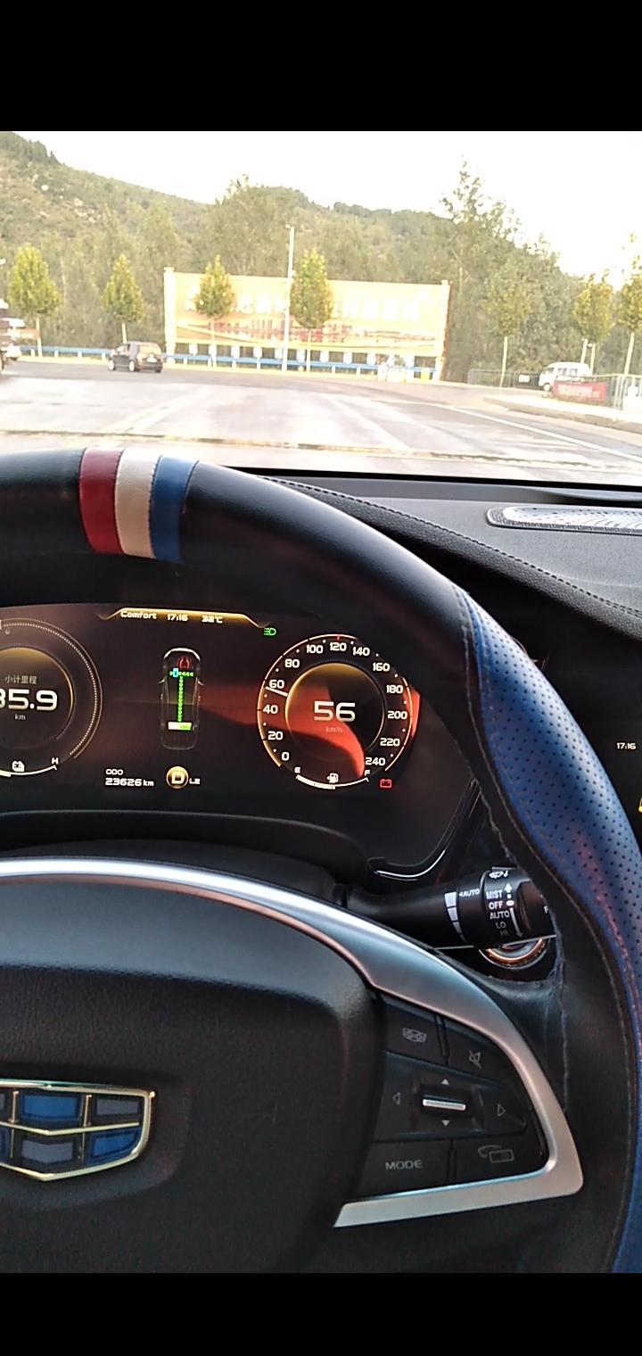 吉利汽車-博瑞GE新能源 汽車發電機不發電,發電指示燈時常亮。