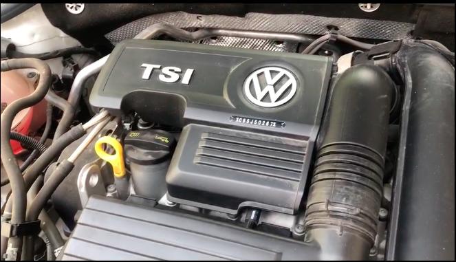 大众-速腾 发动机高压油泵有异响