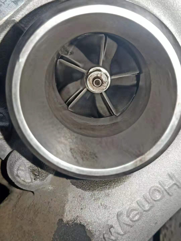 长城汽车-风骏5 增压器排机油