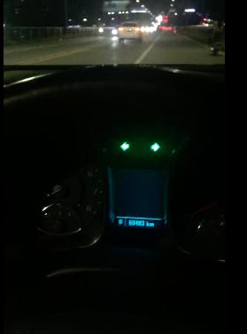 上汽通用-迈锐宝 2014迈锐宝行驶中自动断电熄火