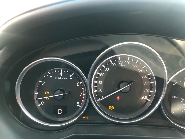 马自达-阿特兹 买车四个月问题不断