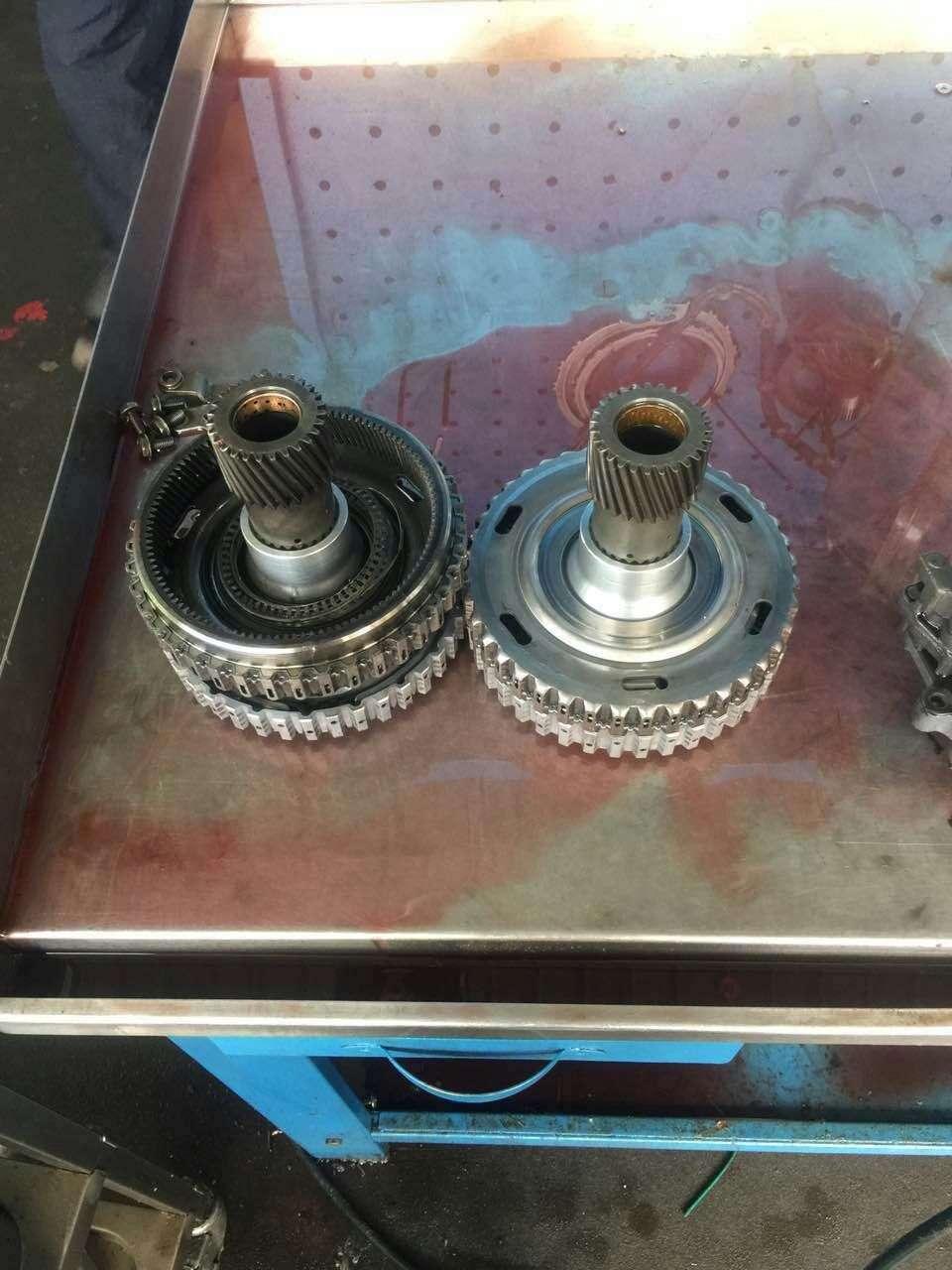 丰田-一汽丰田RAV4 变速箱多次无法倒挡,存在质量问题