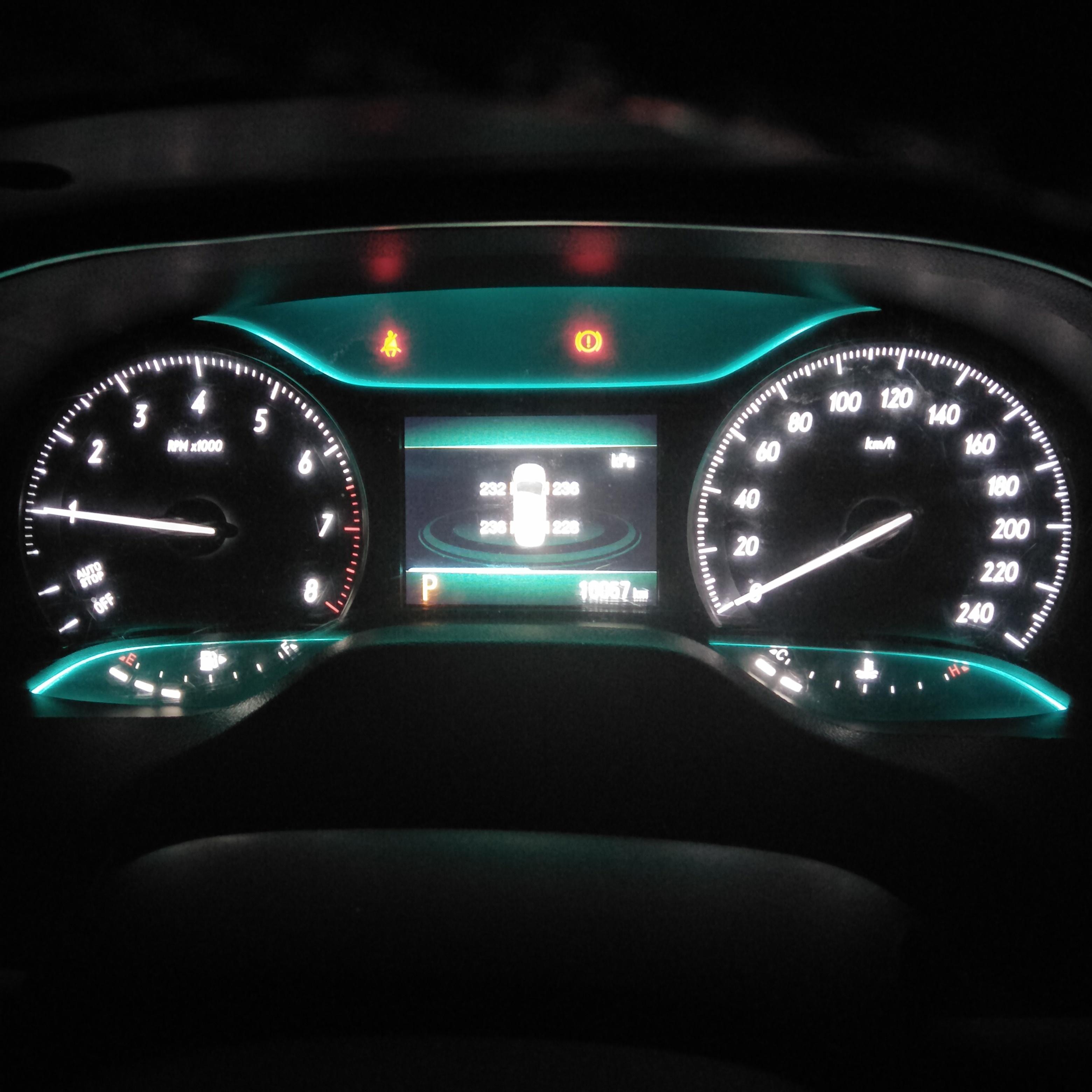 上汽通用-英朗  发动机怠速高