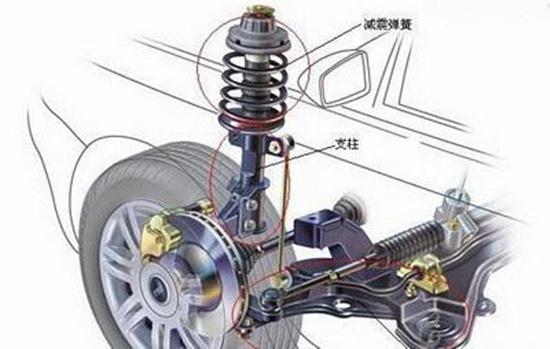 丰田-雷凌 买车13个月11200公里两个后减震全都漏油