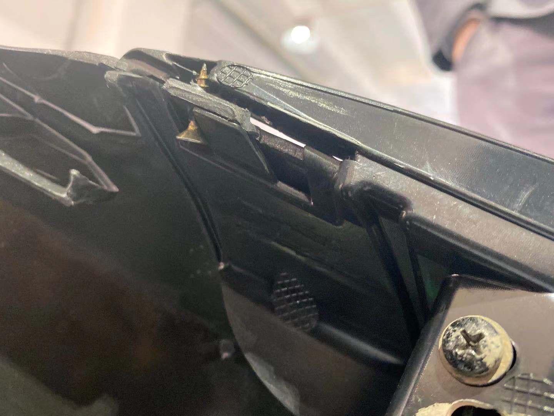 吉利汽车-博越 车出事故后在4S店车修的不好