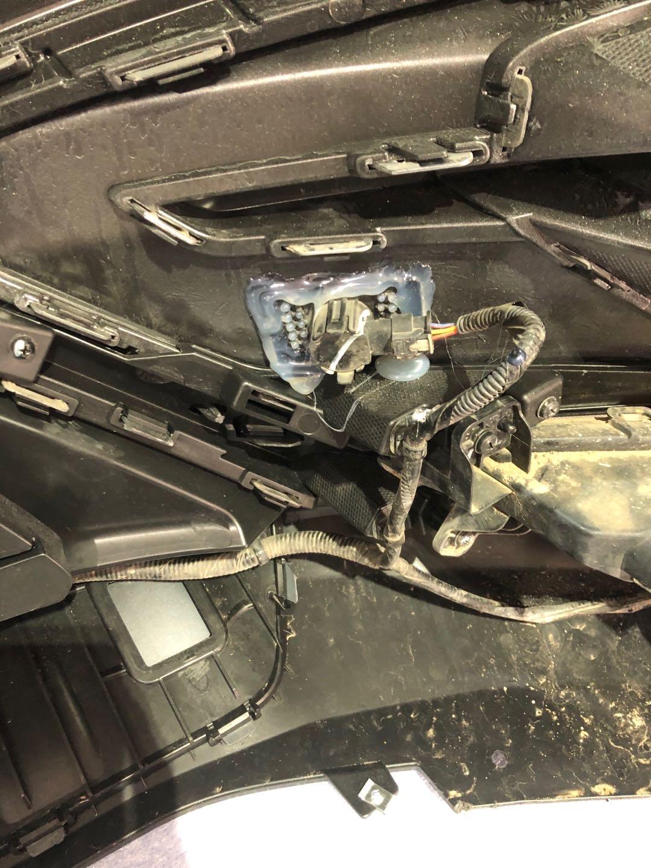 吉利99XXXX开心-博越 车出事故后在4S店车修的不好