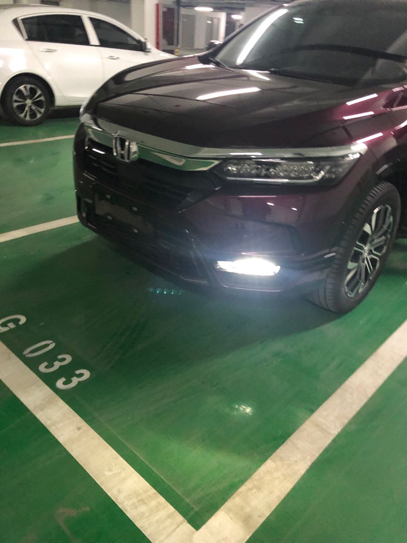 本田-缤智 提车当天车辆发动机自动启停系统报警,雾灯无法关闭