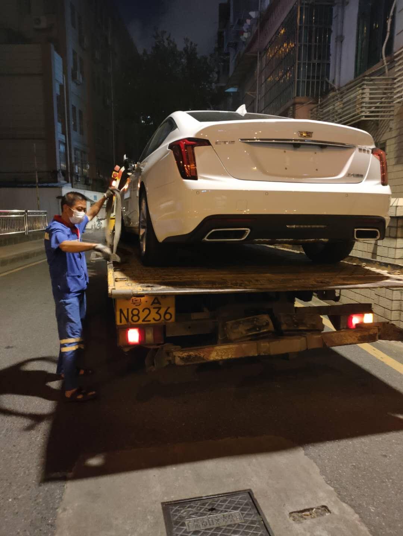 凯迪拉克-凯迪拉克CT5 购车三天发动机故障,要求退换车