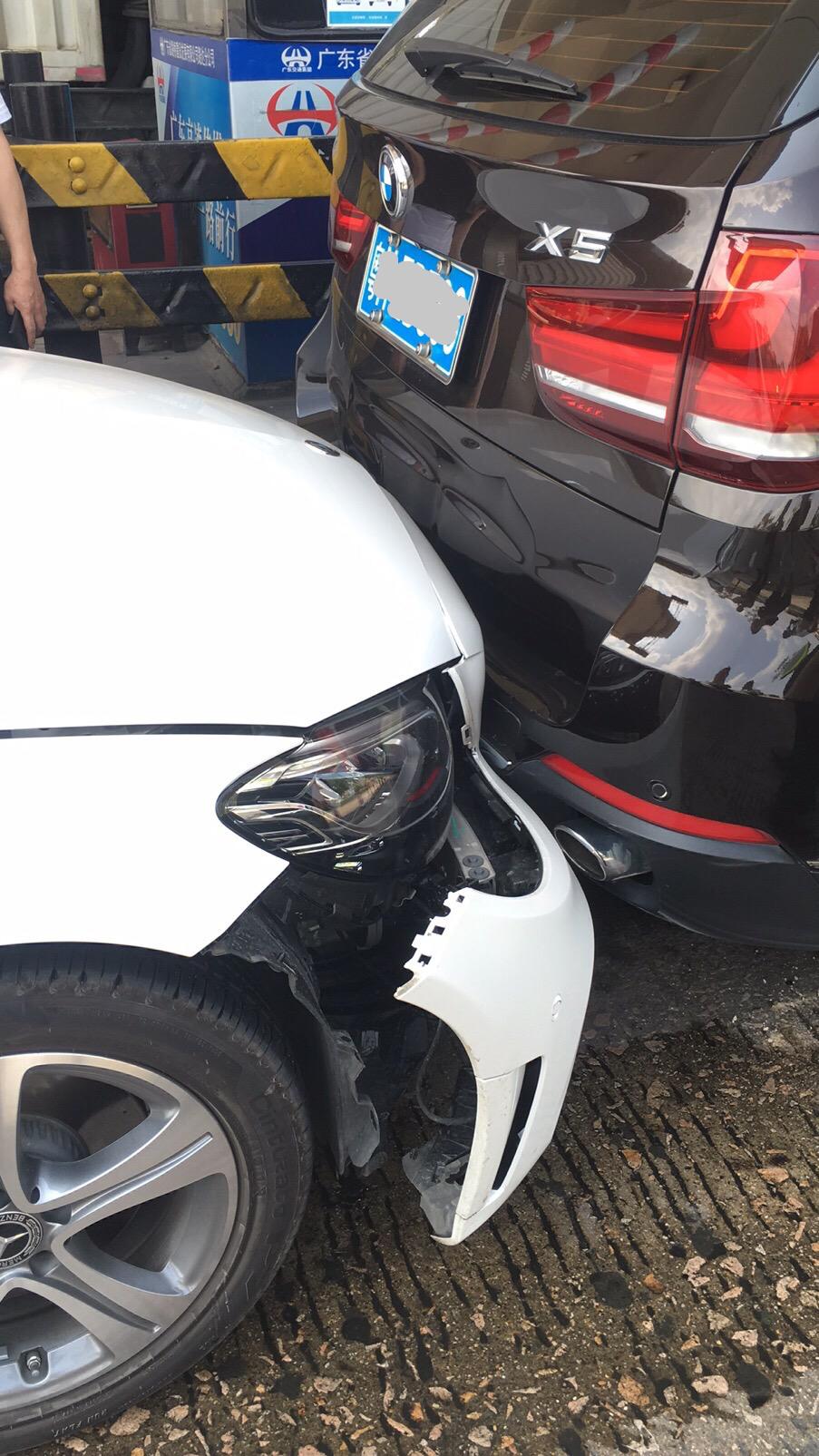奔驰-奔驰C级 再次出现刹车失灵事故,关乎大家生命危险