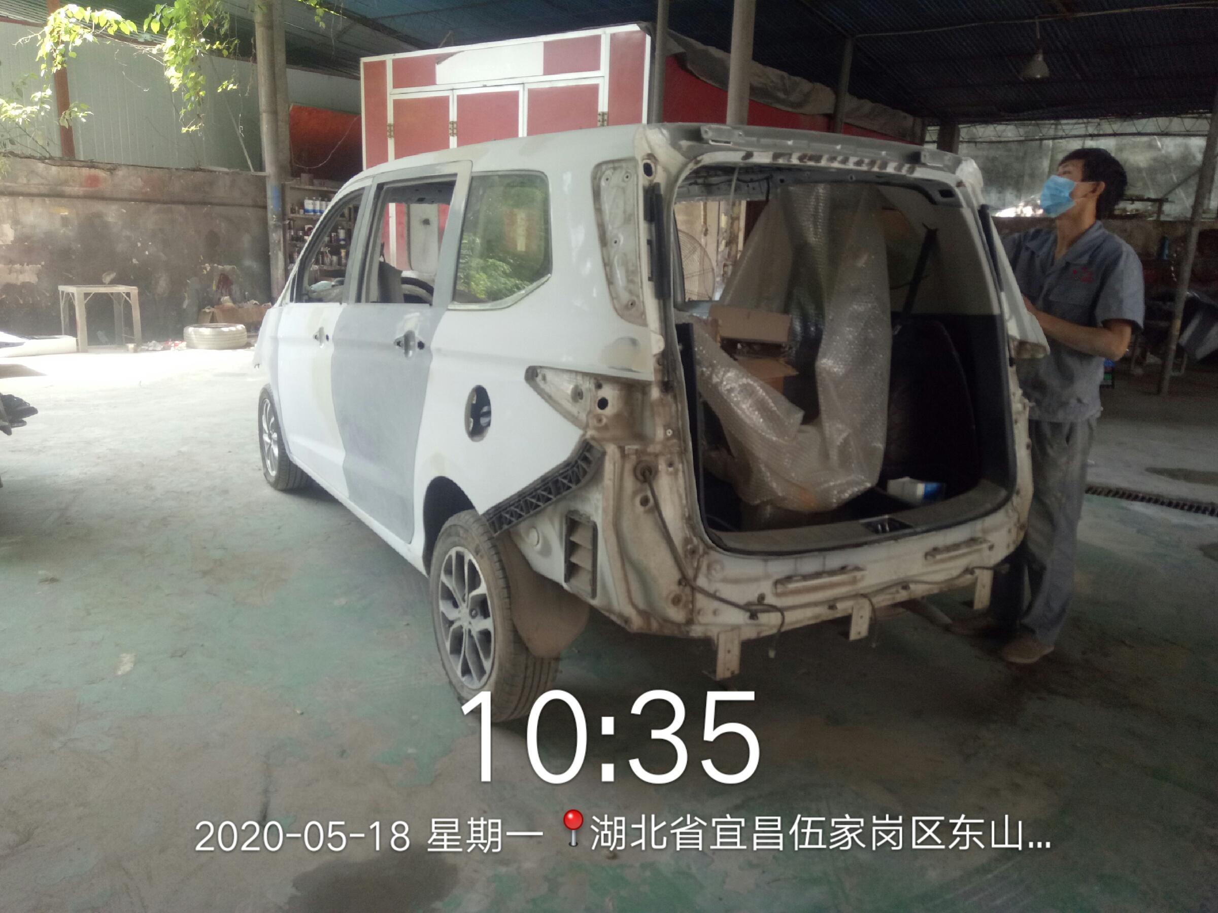 长安欧尚-欧尚 4S店修车拖拉