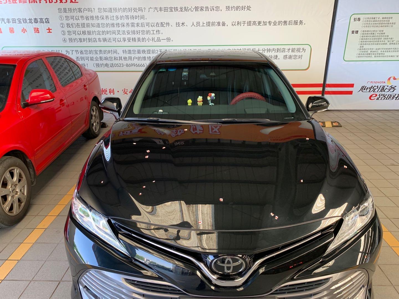 豐田-凱美瑞 送4s店做全車噴漆,噴毀了,不但不解決态度還惡劣