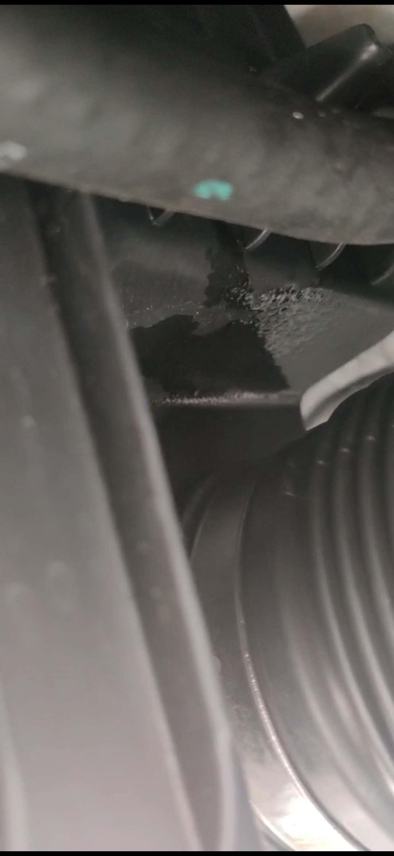 比亞迪-宋MAX 渦輪增壓管漏油,發動怠速抖動缺缸
