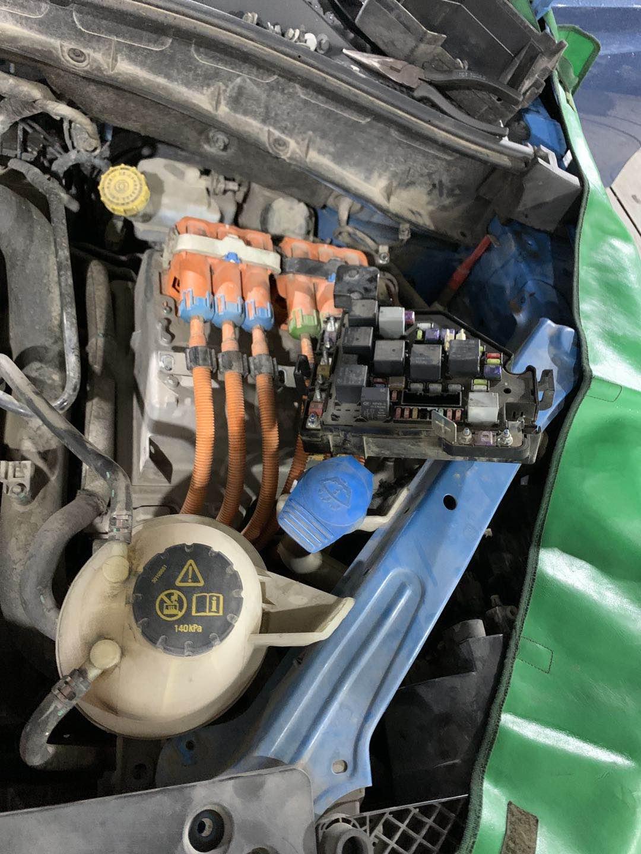 榮威-榮威eRX5 混動系統故障,汽車拋錨,三電系統質量不可靠