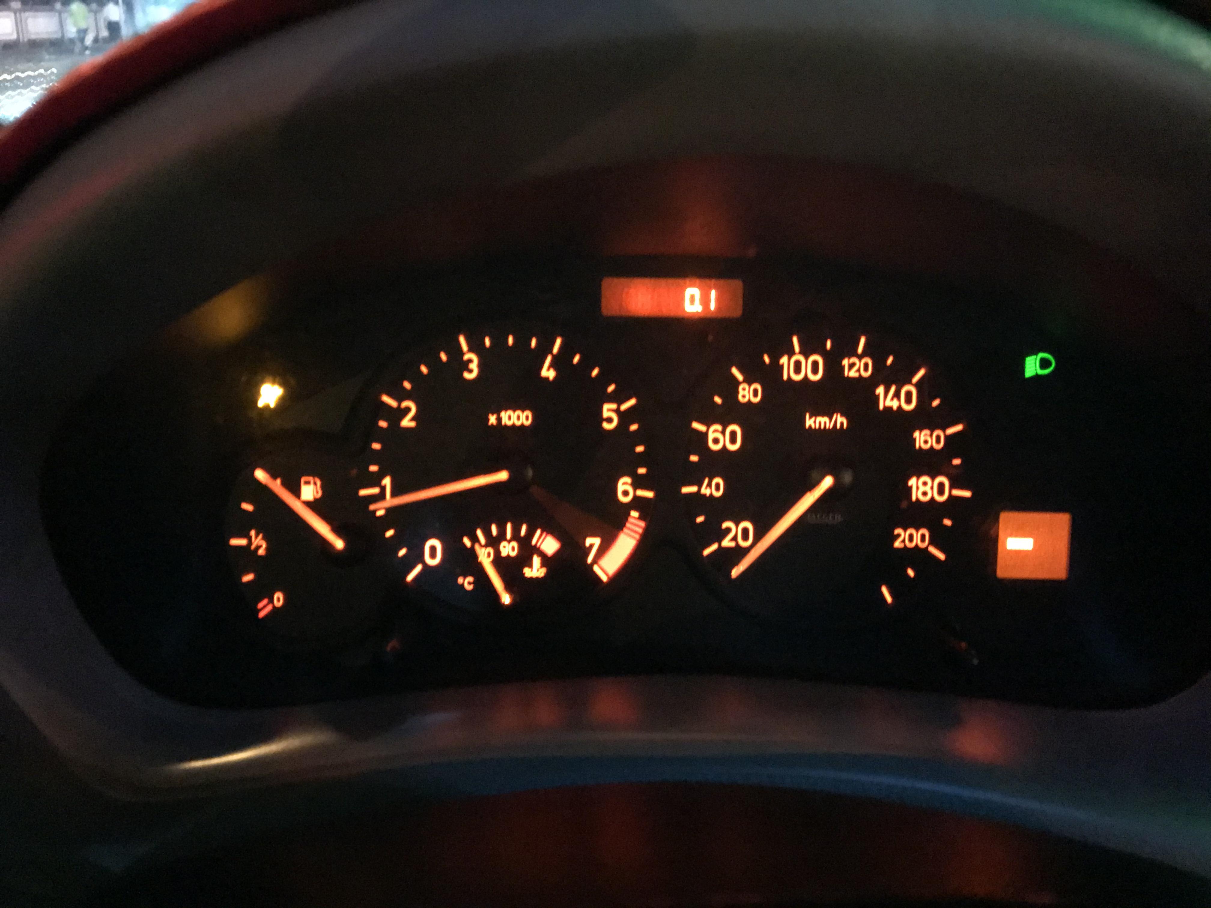标致-标致206 变速箱有严重质量问题