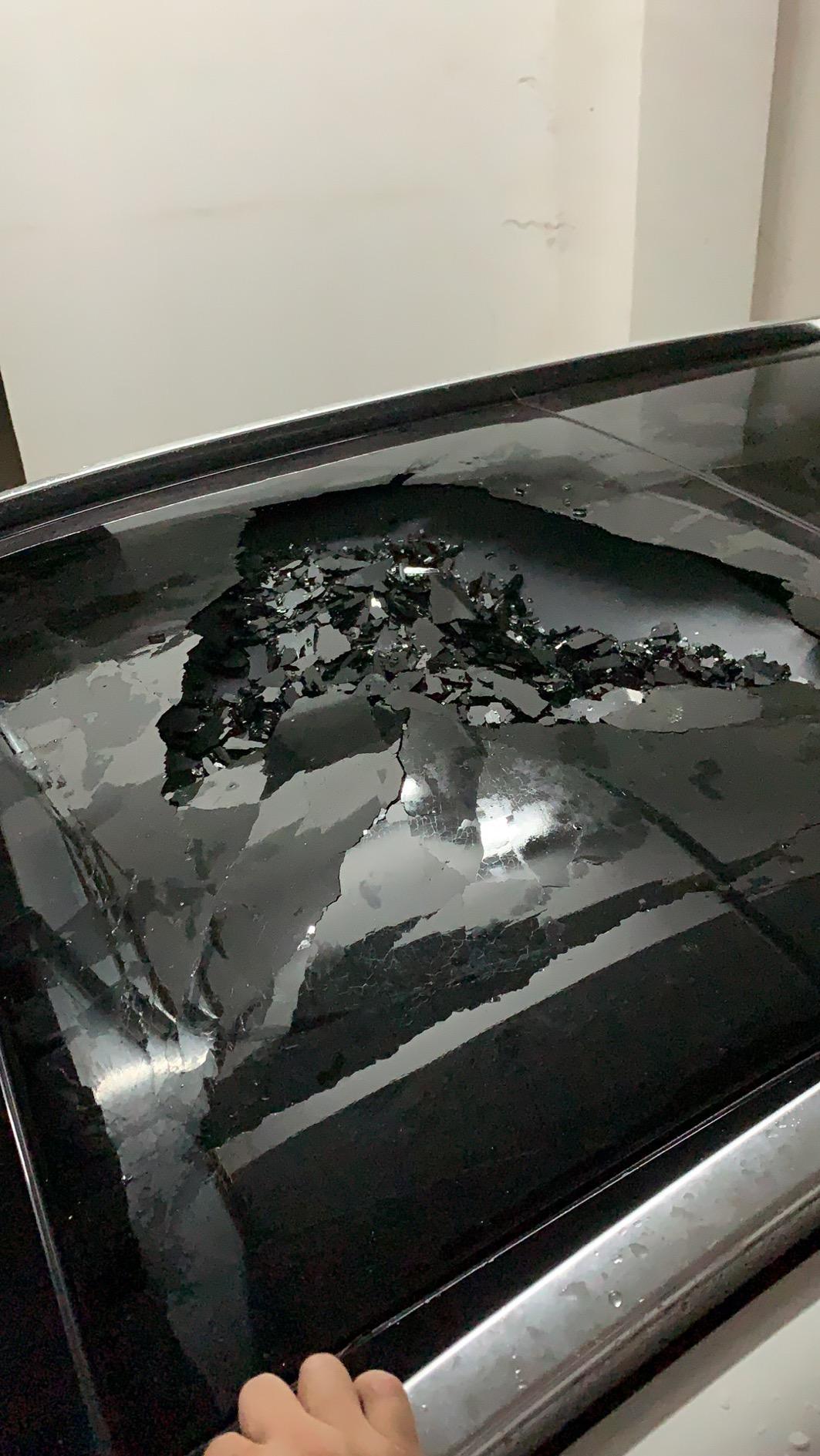 奔驰-奔驰GLC 天窗玻璃质量出现问题