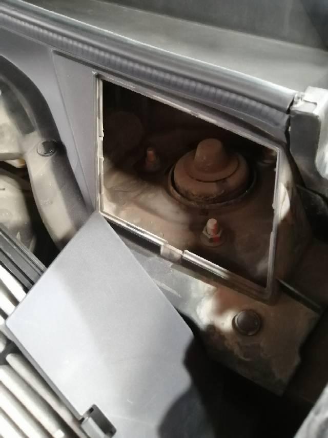 江淮-瑞風S7 減震器損壞,發動機燒機油,懸架球頭漏油