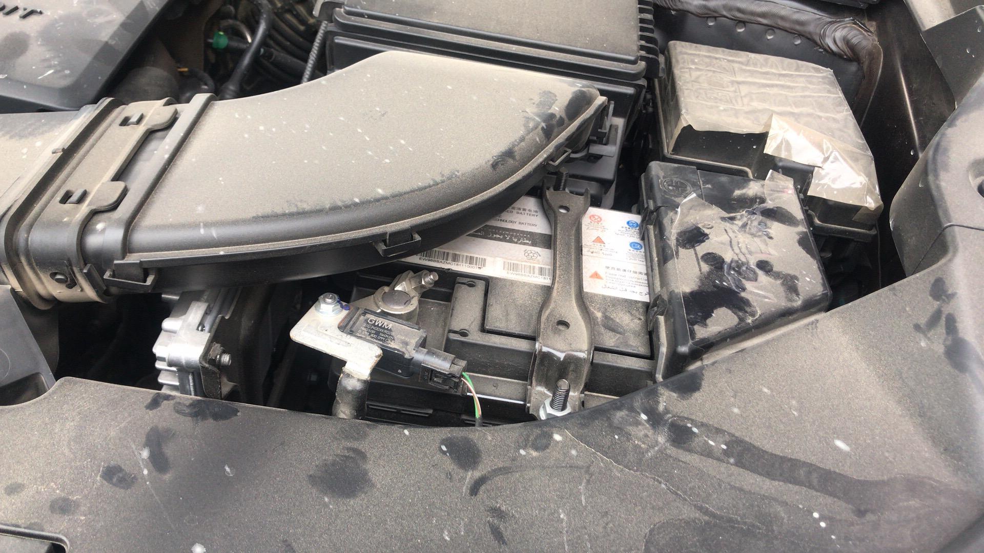 哈弗-H6在质保范围之内要求更换原装电池