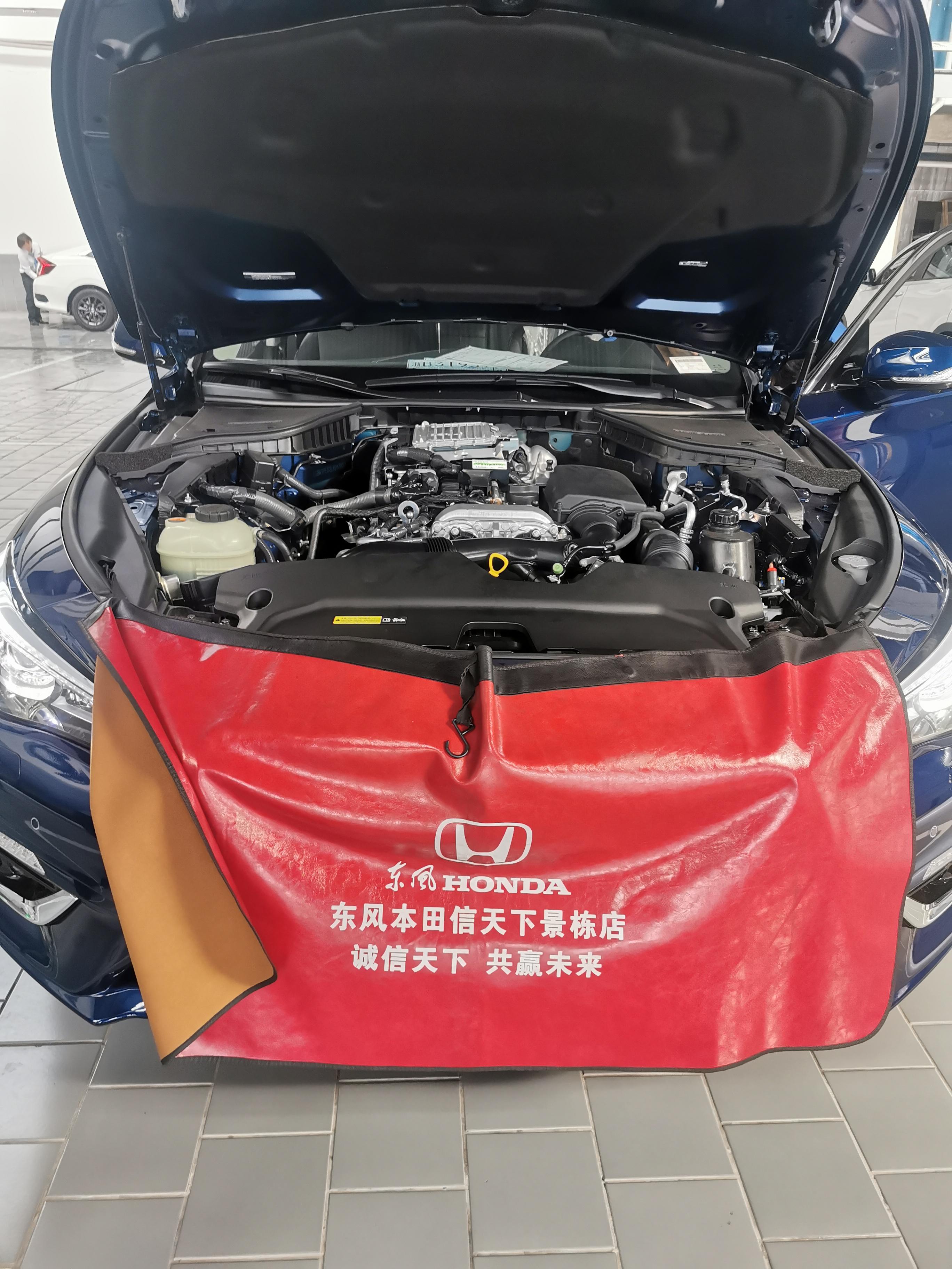 英菲尼迪-英菲尼迪Q50L 新买的车不到24小时,发动机故障灯就亮了