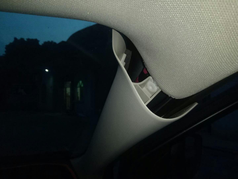 三菱-奕歌新车一个星期出现问题就出现异响。