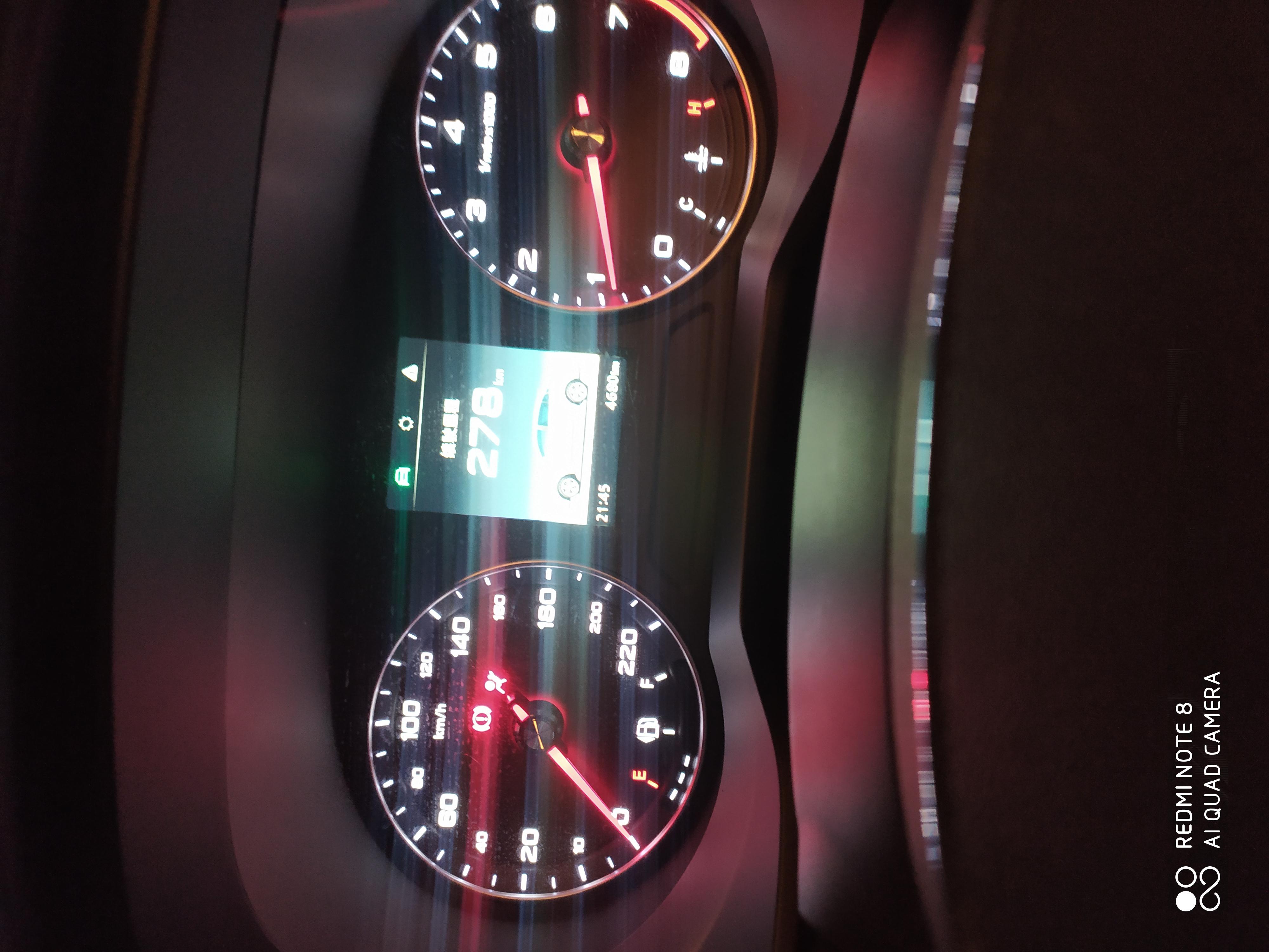 荣威-Ei5安全气囊问题