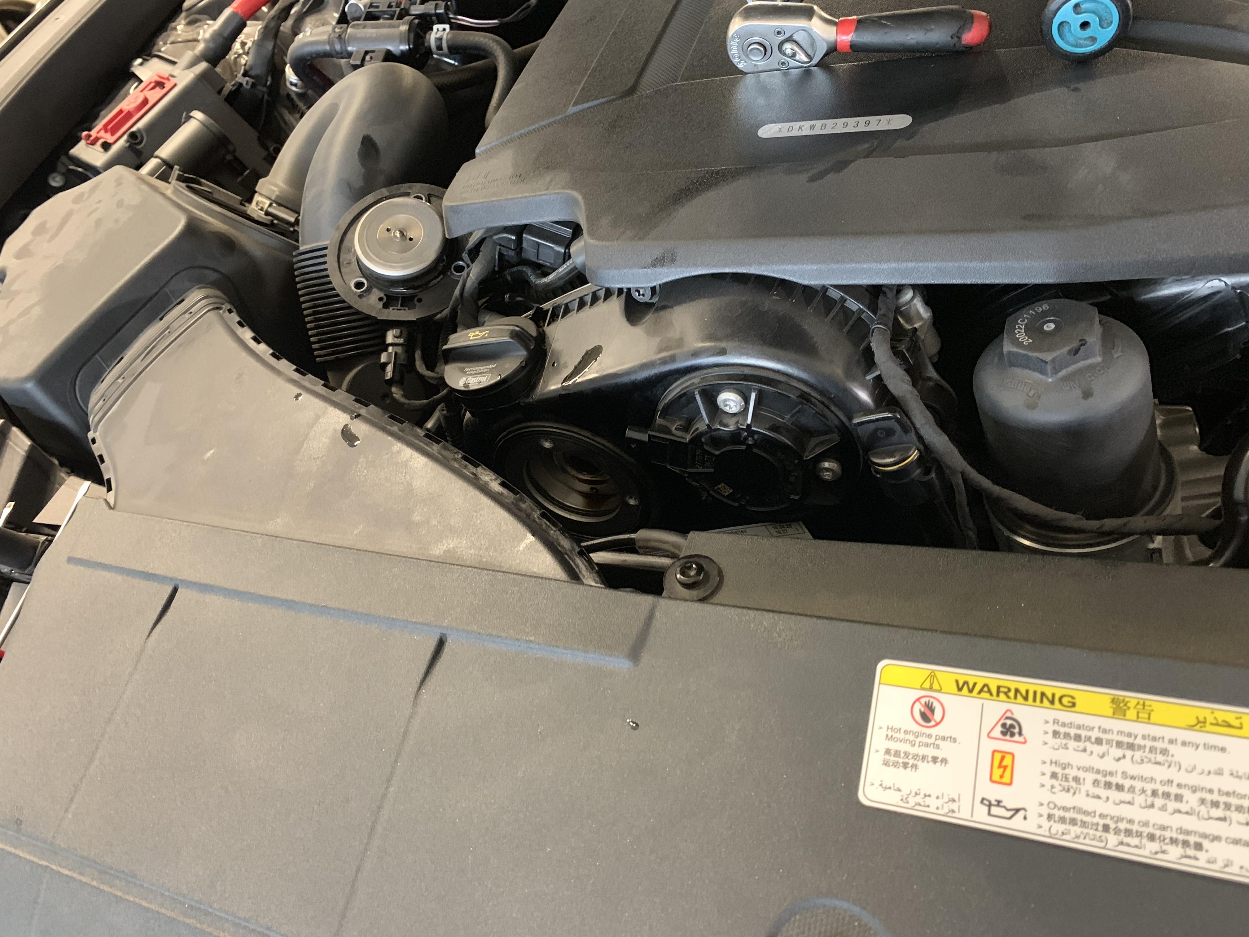 奥迪-A6L发动机频繁抖动熄火!点火后剧烈抖动,然后直接熄火,重复好几次点火,依然打不着。