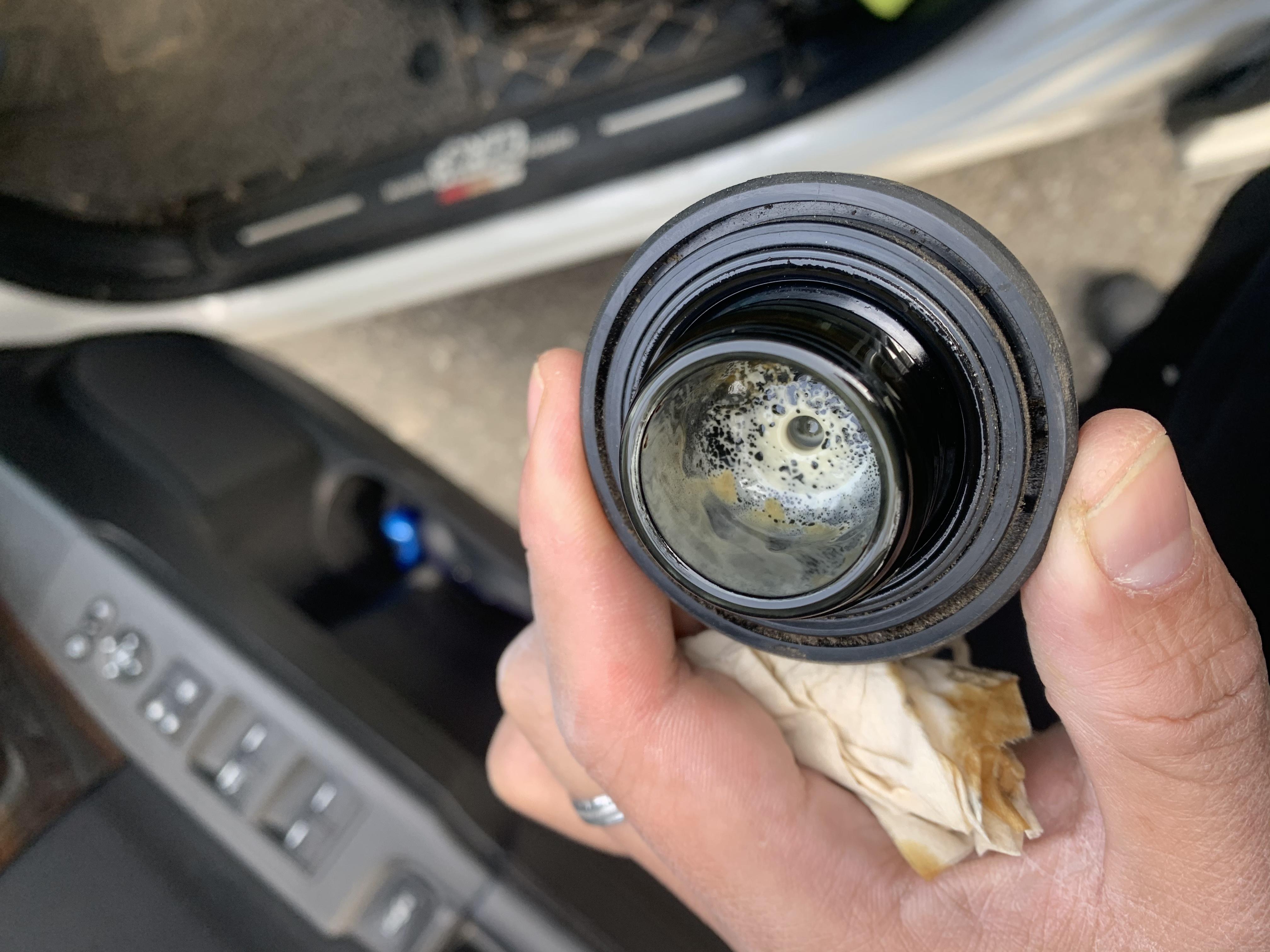 本田-奥德赛混动机油乳化问题