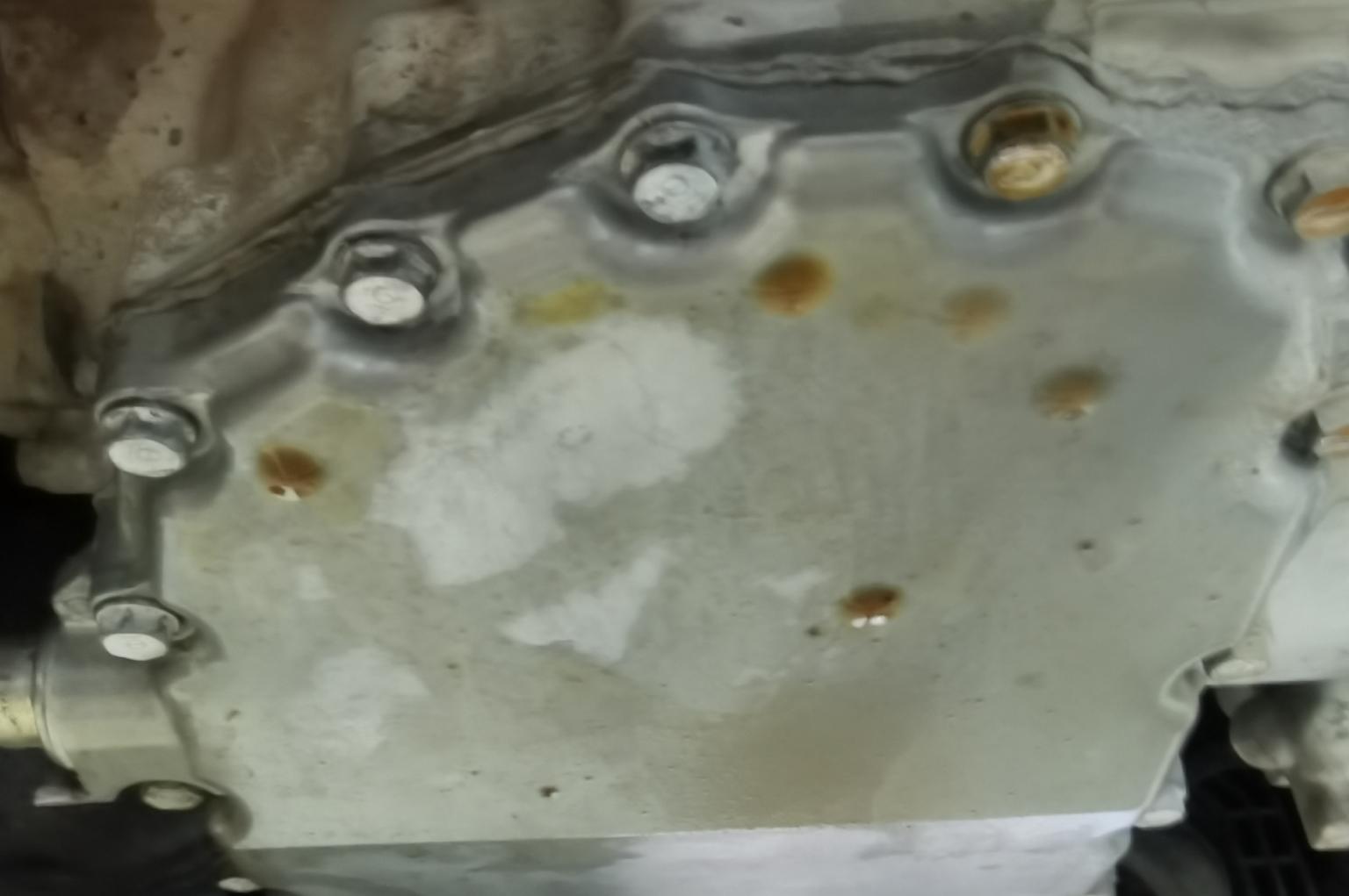 本田-飞度 波箱漏油