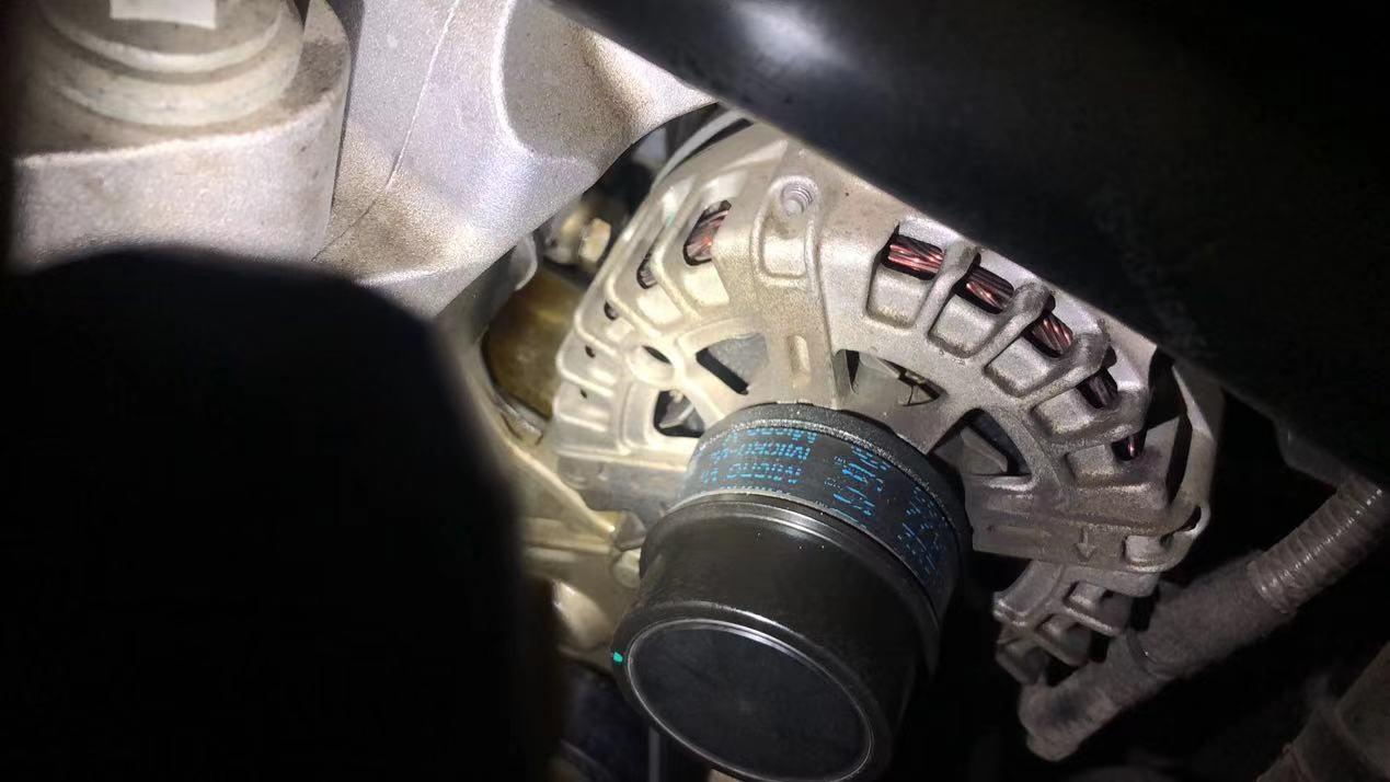 雪佛兰沃兰多发动机漏油售后无责任心