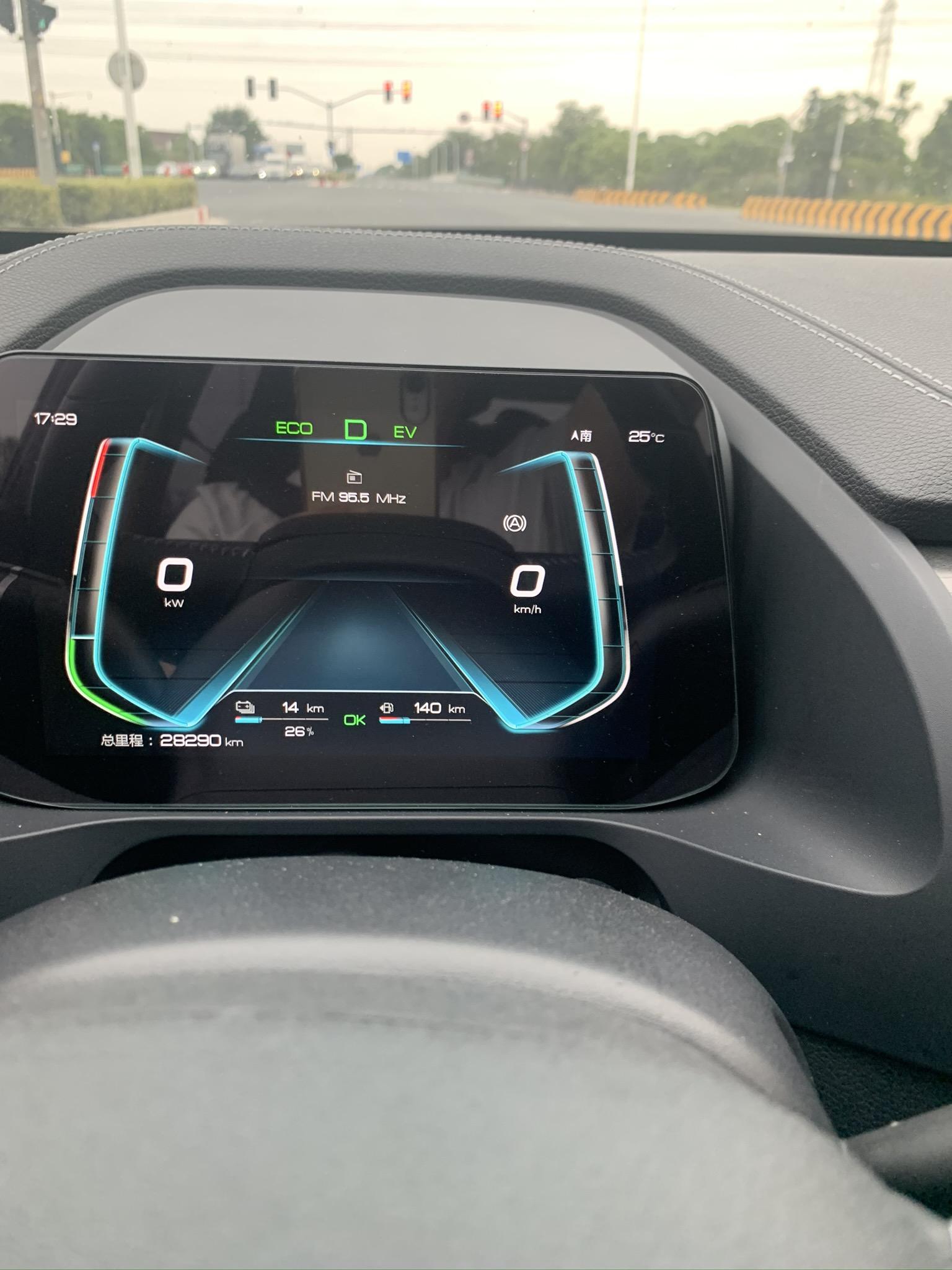 比亚迪-秦Pro新能源故障一直出来