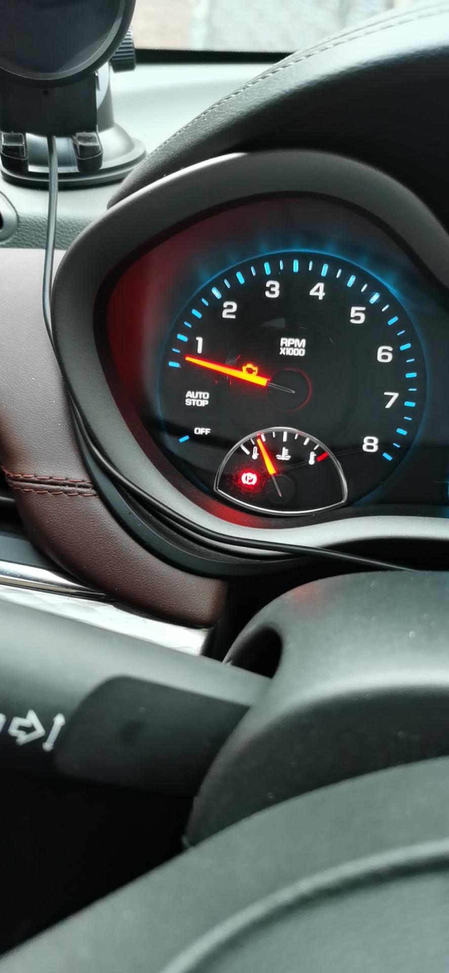 雪佛兰-迈锐宝发动机抖动检测结果第二缸缺压