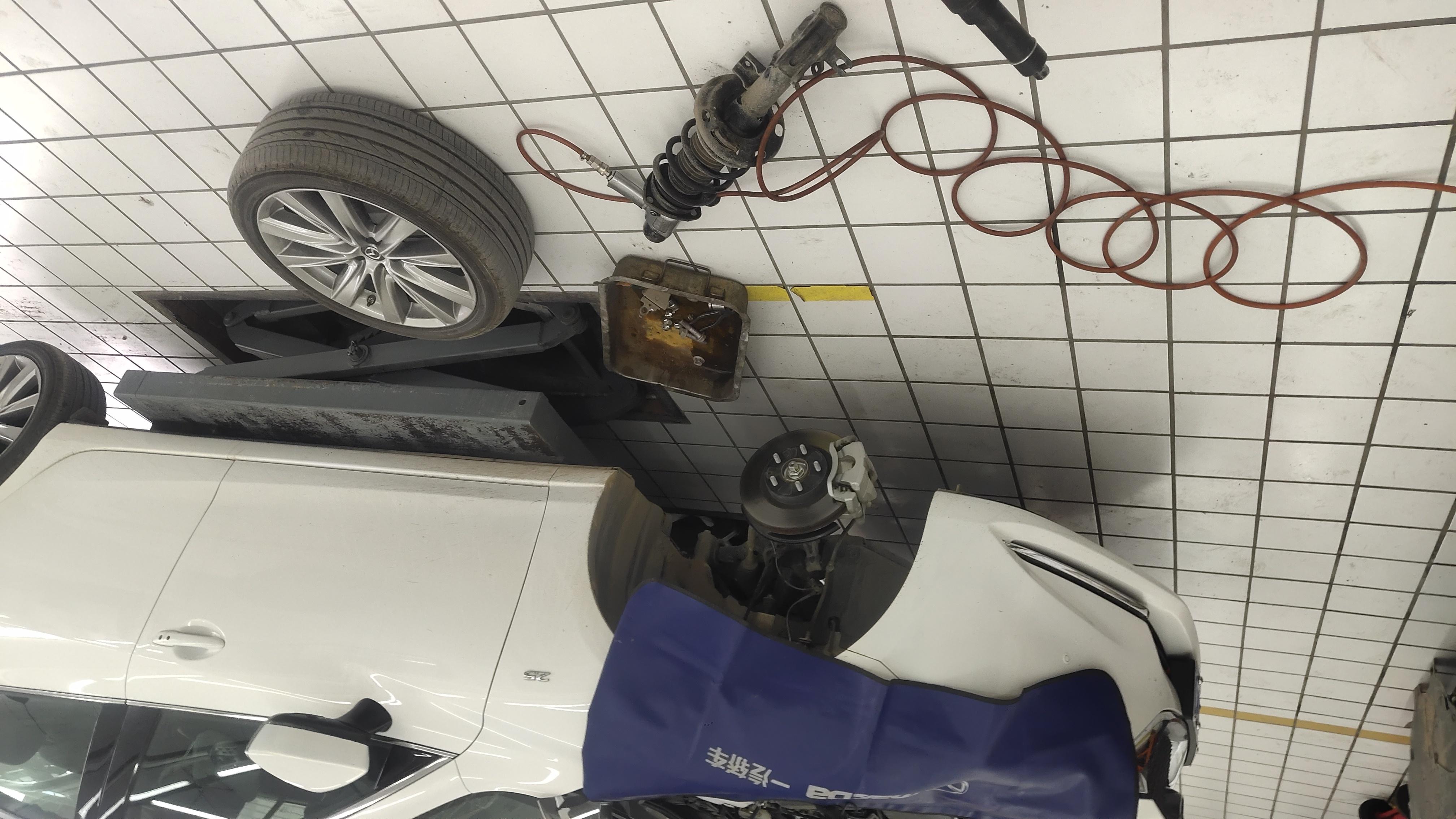 马自达-阿特兹车身异响问题厂家的解决方案
