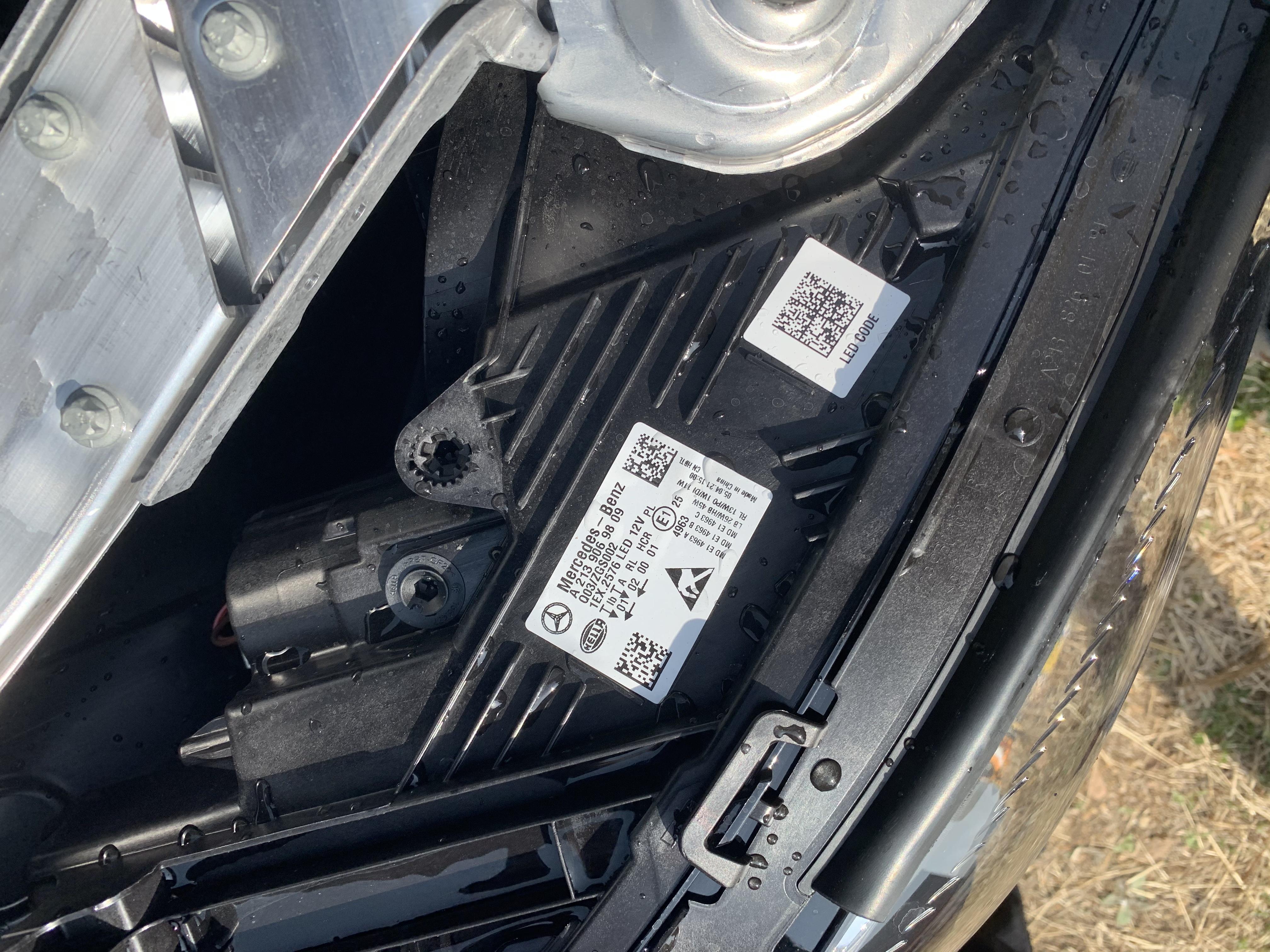 奔驰-E级新车异响、刹车异响、漆面瑕疵,寻求解决