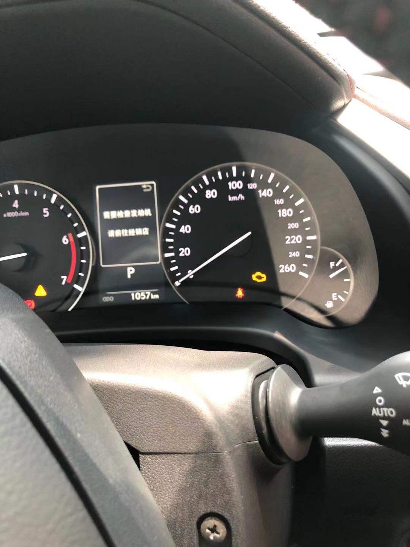 雷克萨斯-RX新车半个月变速箱严重质量问题,只修不换
