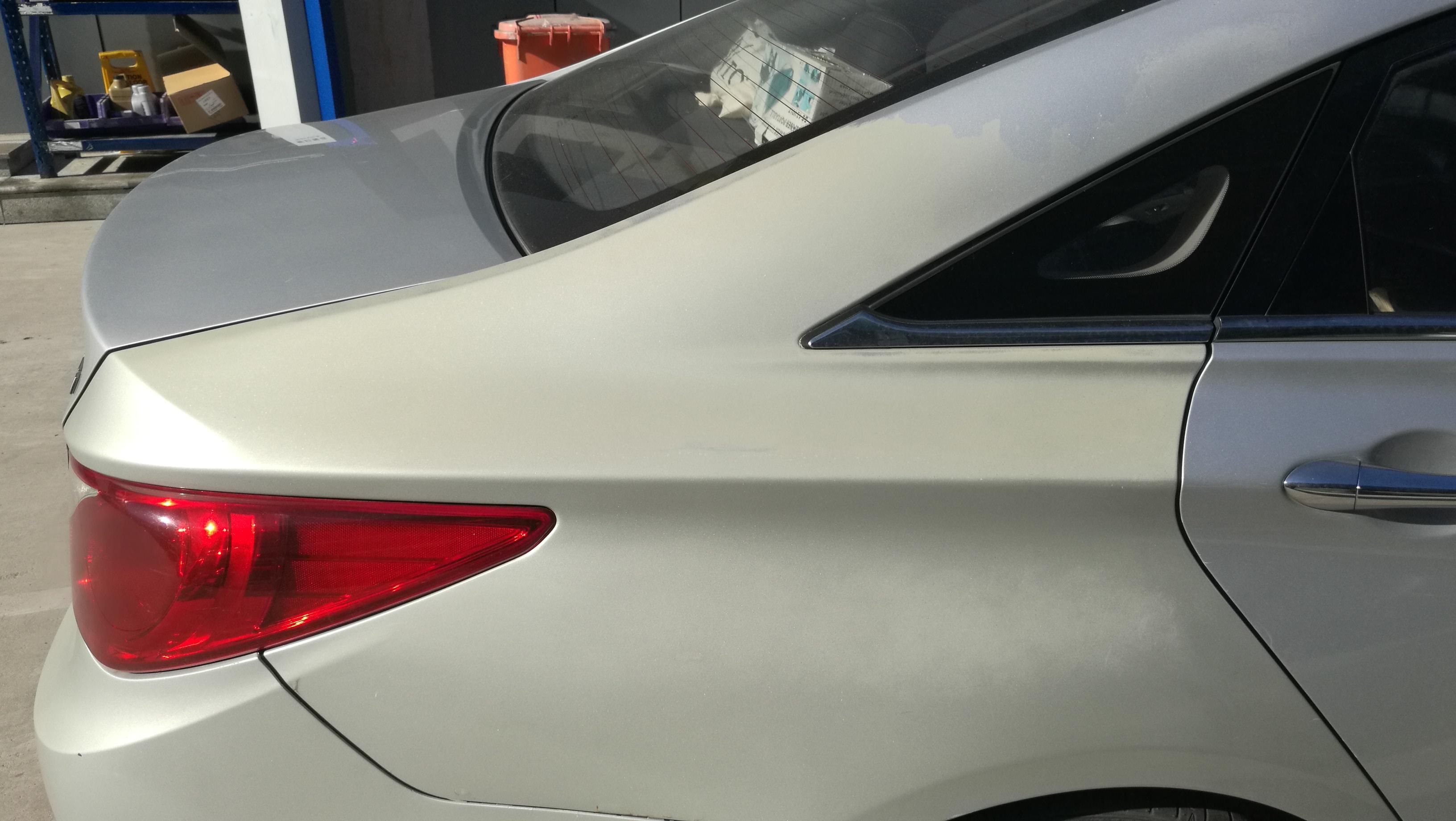 现代-索纳塔八销售方欺诈销售车辆,消费者得不到保障