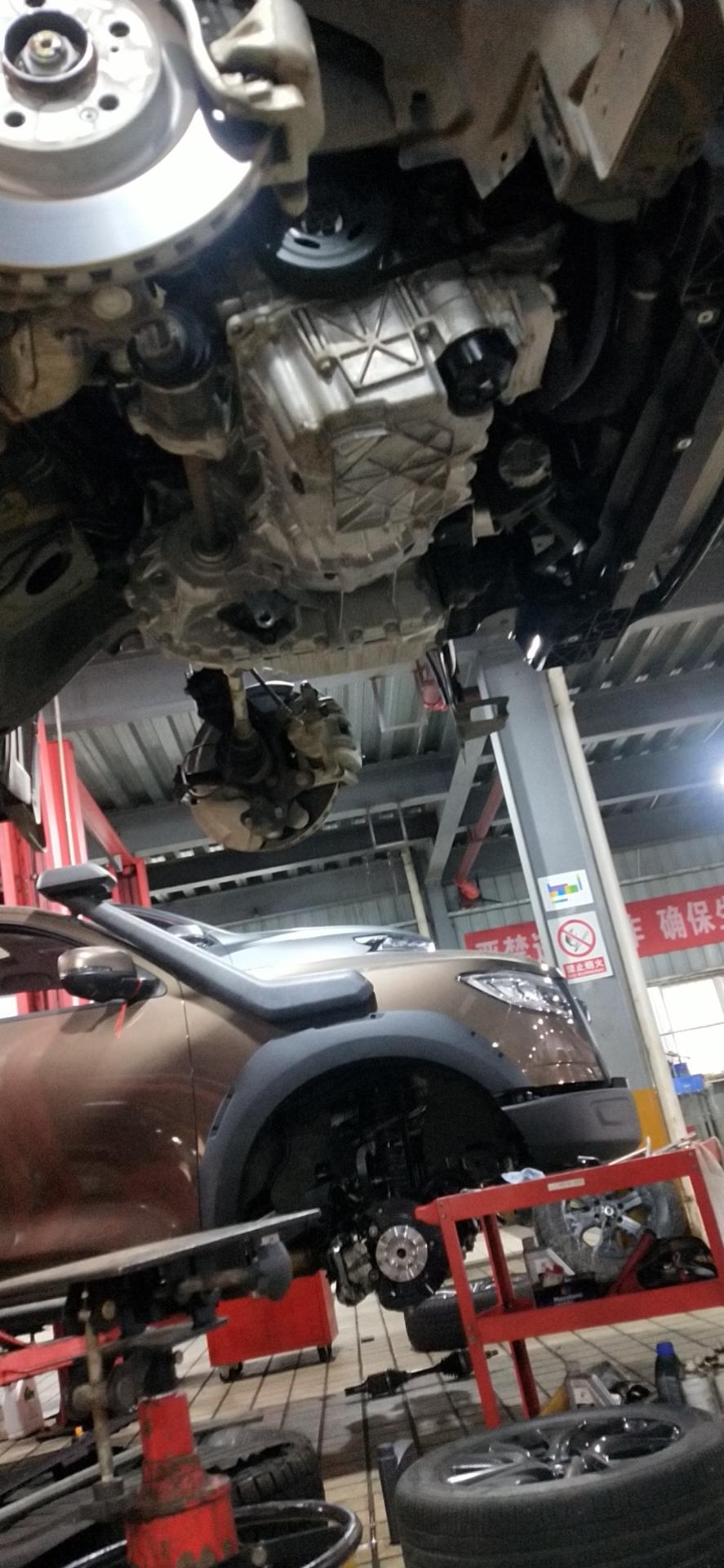 哈弗汽车H6发动机加速异响,4S店也无法维修