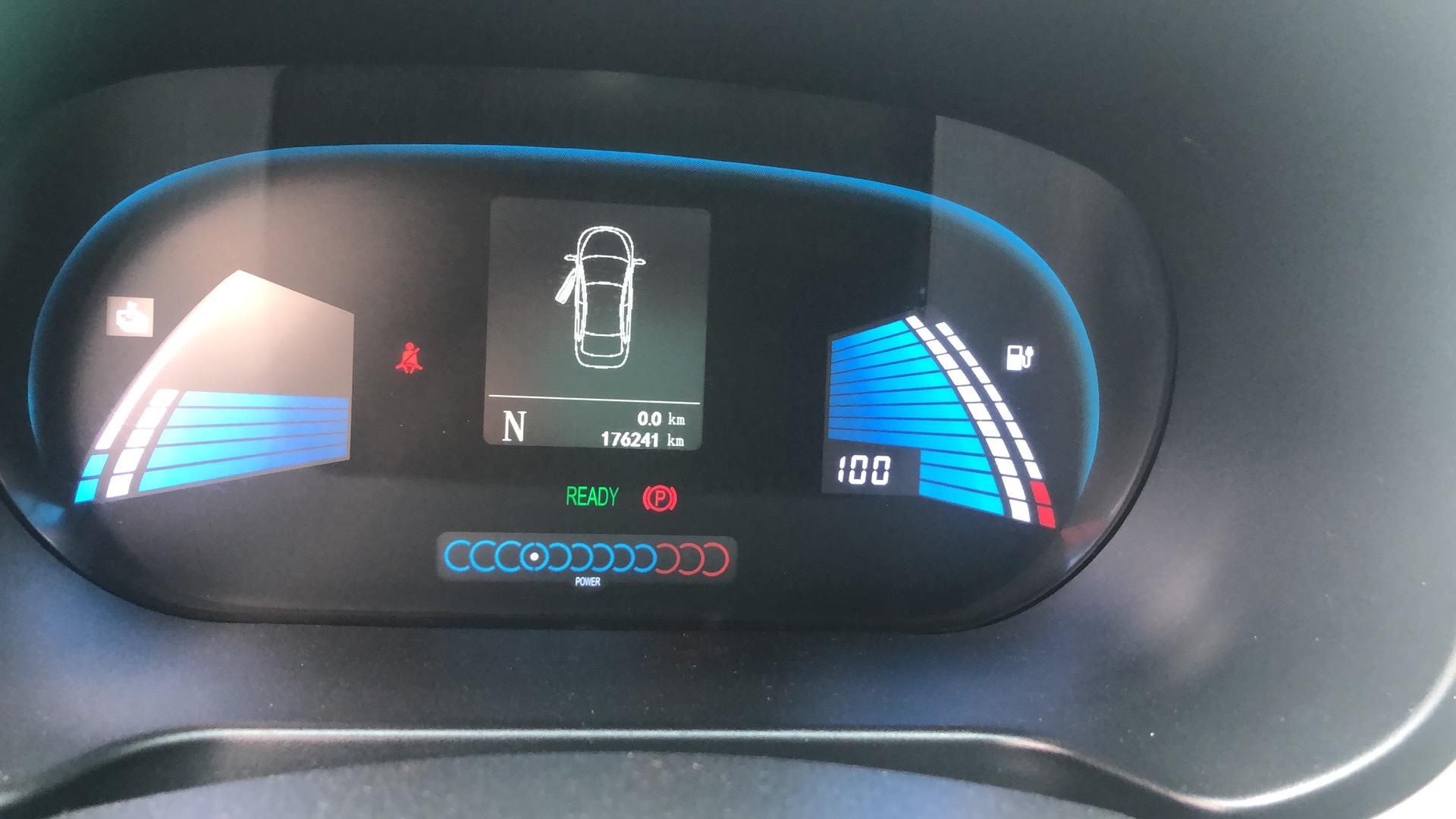 江淮汽车-iEV车辆新电池包频繁出故障和差速器异响严重