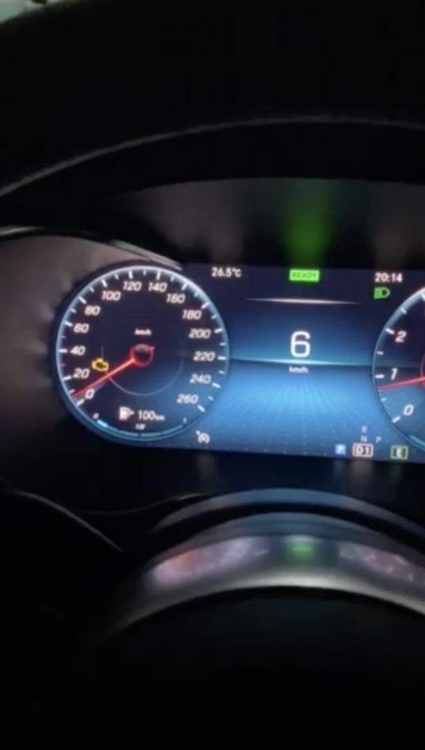 北京奔驰C级发动机故障灯多次亮起,已多次配合4S店进行维修更换配件后问题依旧存在
