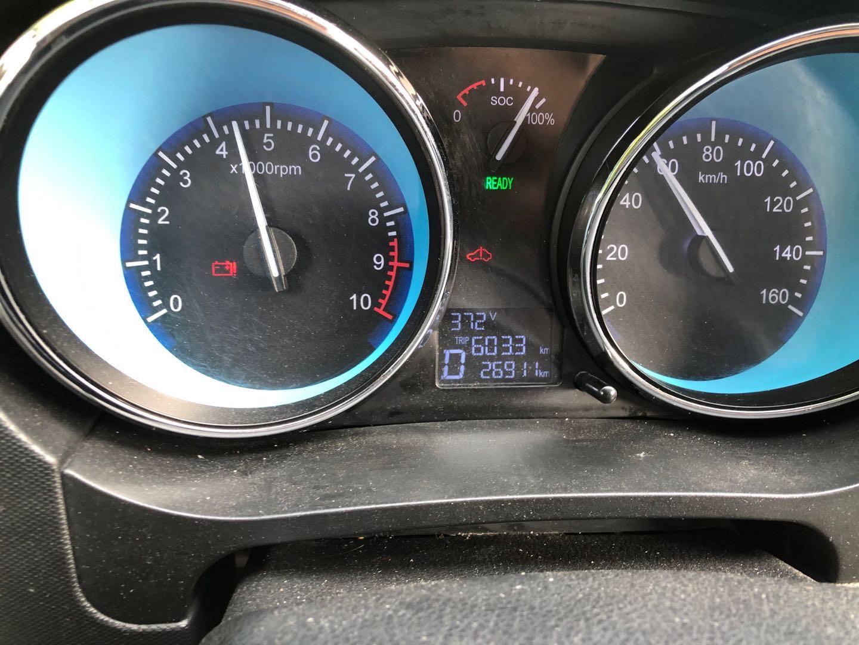 开瑞汽车-优优EV车辆电池质量差