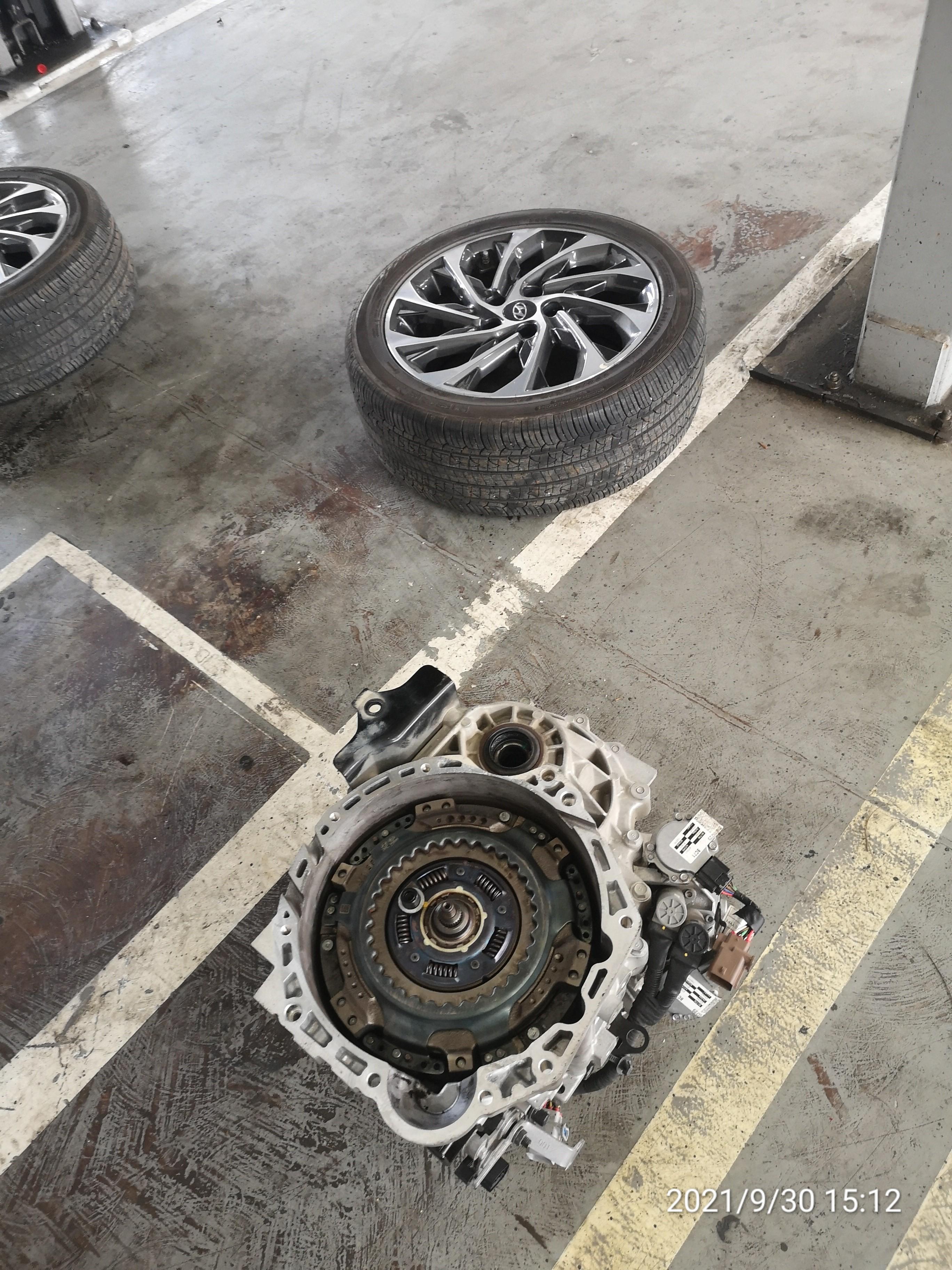 北京现代领动4S店维修人员工作不严谨,造成车辆行驶中出现螺丝掉落的情况